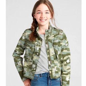 Gap Kids Camo Star Jacket 🌟